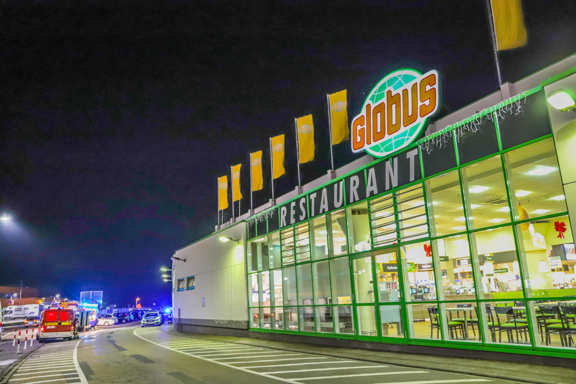 Globus Karlsruhe