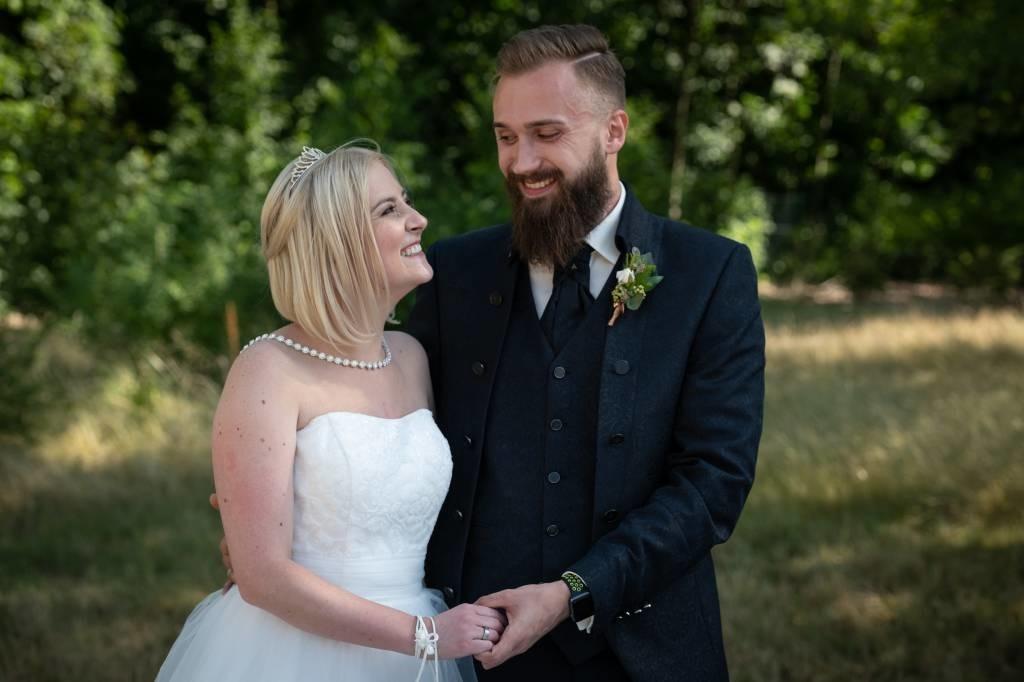 Hochzeit Blind Date