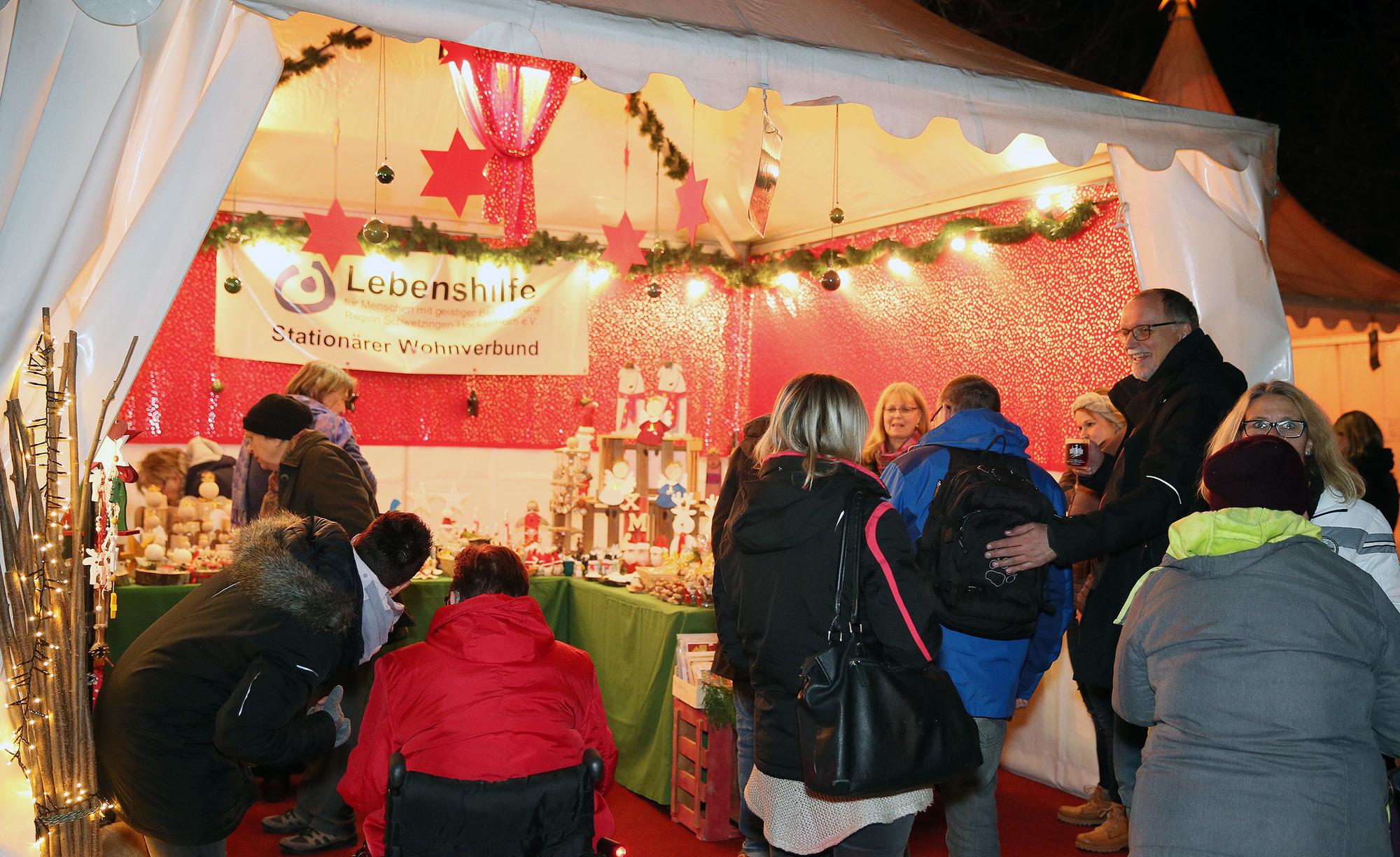 Weihnachtsmarkt Schwetzingen.Weihnachtsmarkt In Schwetzingen Die Fotogalerie Fotogalerien