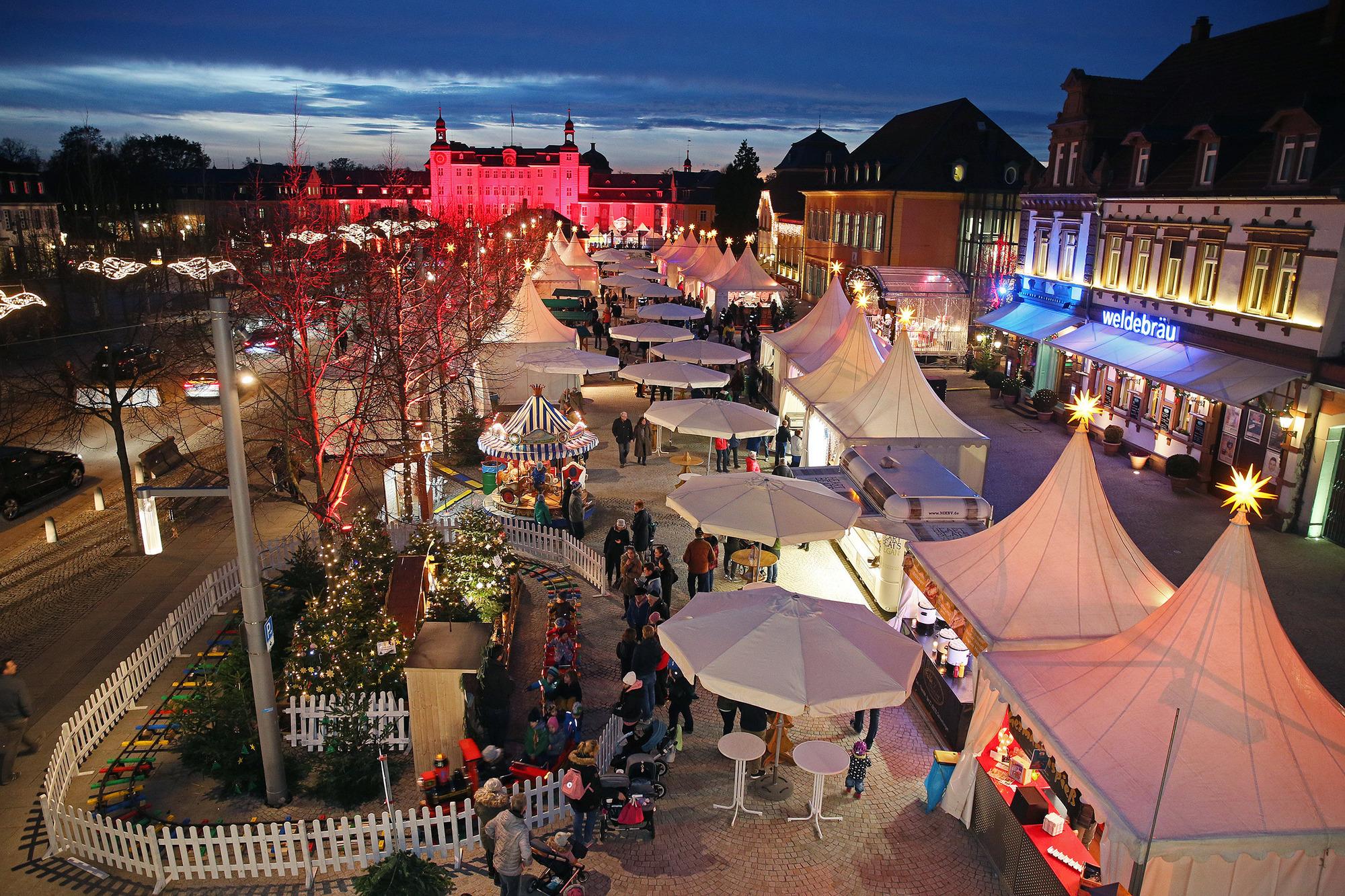 Weihnachtsmarkt Schwetzingen.Weihnachtsmarkt In Schwetzingen Es Gibt Nicht Viel Schöneres