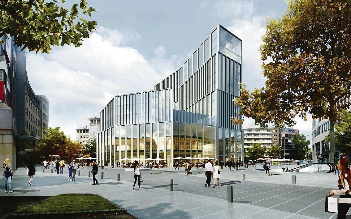 Metropol Hochhaus Ludwigshafen Stadtrate Haben Kein Vertrauen Mehr In Das Projekt Nachrichten Aus Der Metropolregion Rhein Neckar Rnz