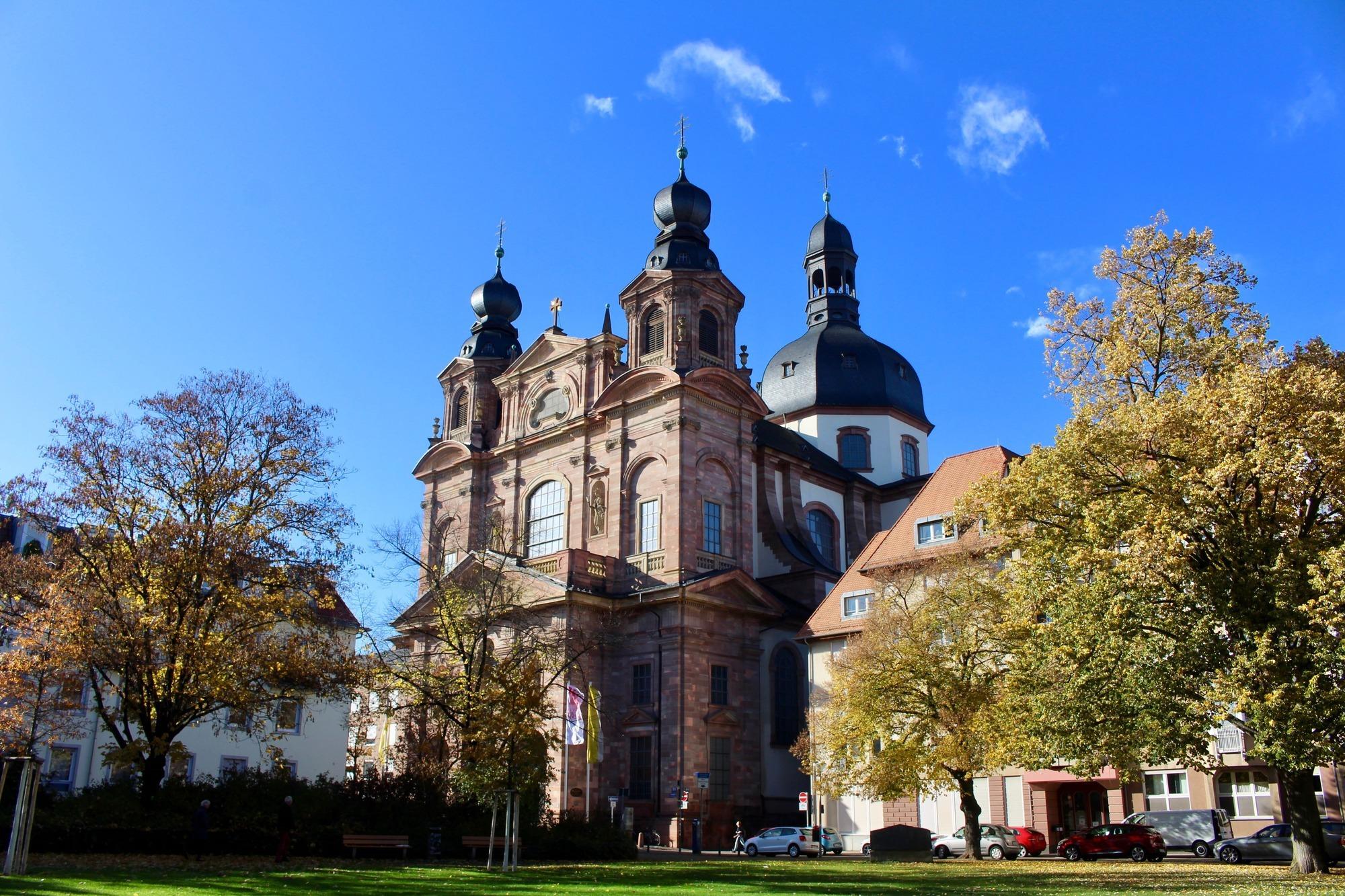 Mannheim käfertal orthodoxe kirche