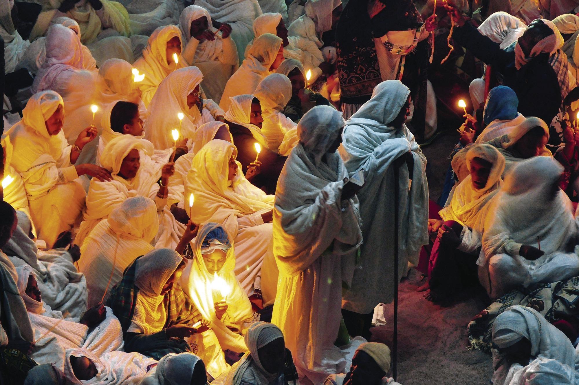Weihnachten Im Christentum.äthiopien Wo Weihnachten Noch Ein Fest Des Glaubens Ist Reise