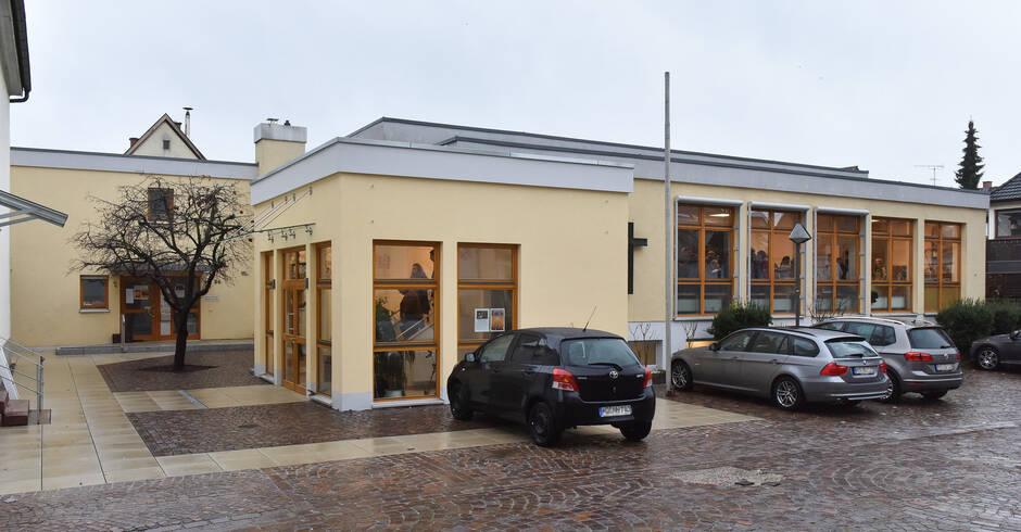 Schriesheim Evangelische Gemeinde Eröffnete Erneuertes Gemeindehaus