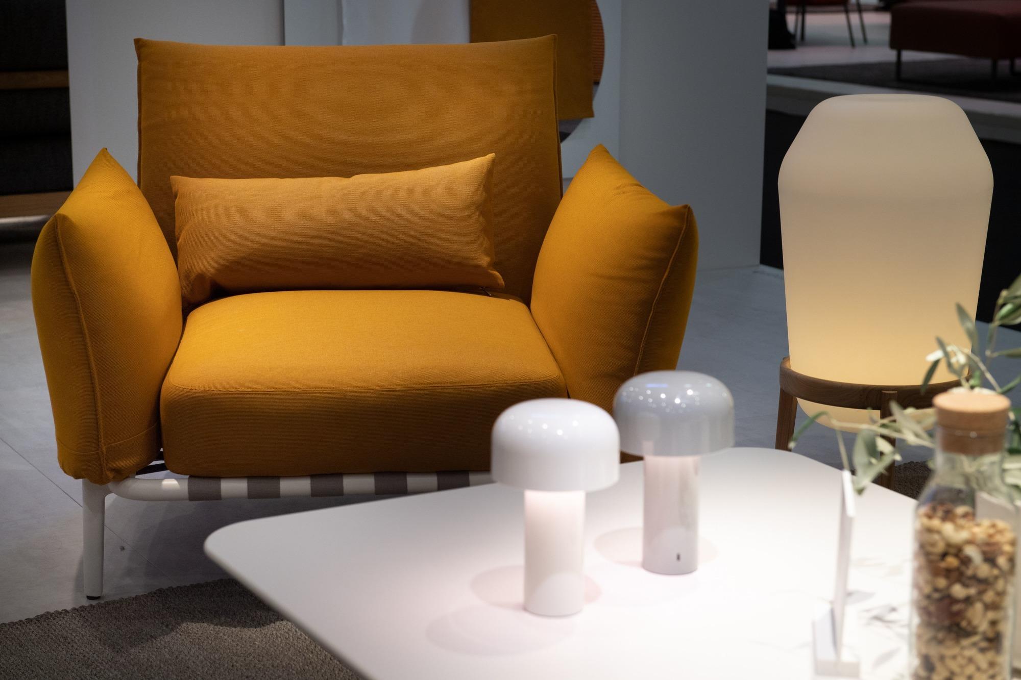 Turbo Möbelmesse IMM: Sitzgruppe löst die Liegelandschaft ab - Lebensart UP55