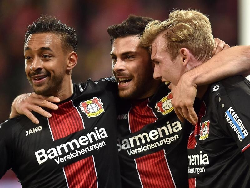 Bundesligaspiel Am Freitag