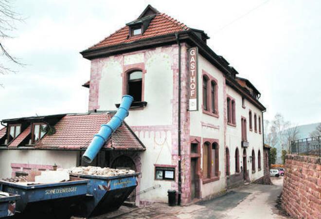 Die Schone Aussicht Verandert Sich Nachrichten Region Heidelberg