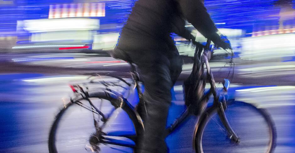 Leimen: Radfahrer beschädigt Auto und haut ab - Polizeibericht Region Heidelberg - Rhein-Neckar Zeitung