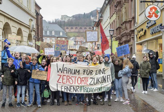 Ziehen Klima-Aktivisten vor Gericht?:  Fridays for Future und Stadt streiten um Demo-Route