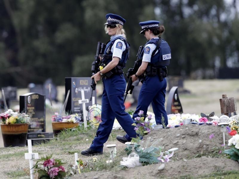 Anschlag Neuseeland Video: Anschlag Mit 50 Toten: Neuseelands Parlament Gedenkt Der
