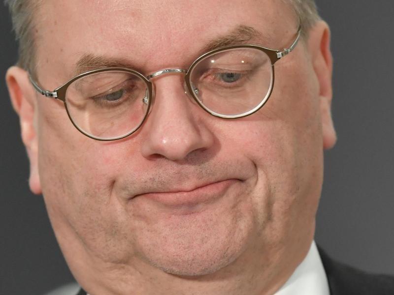 Reinhard Grindel Uhr