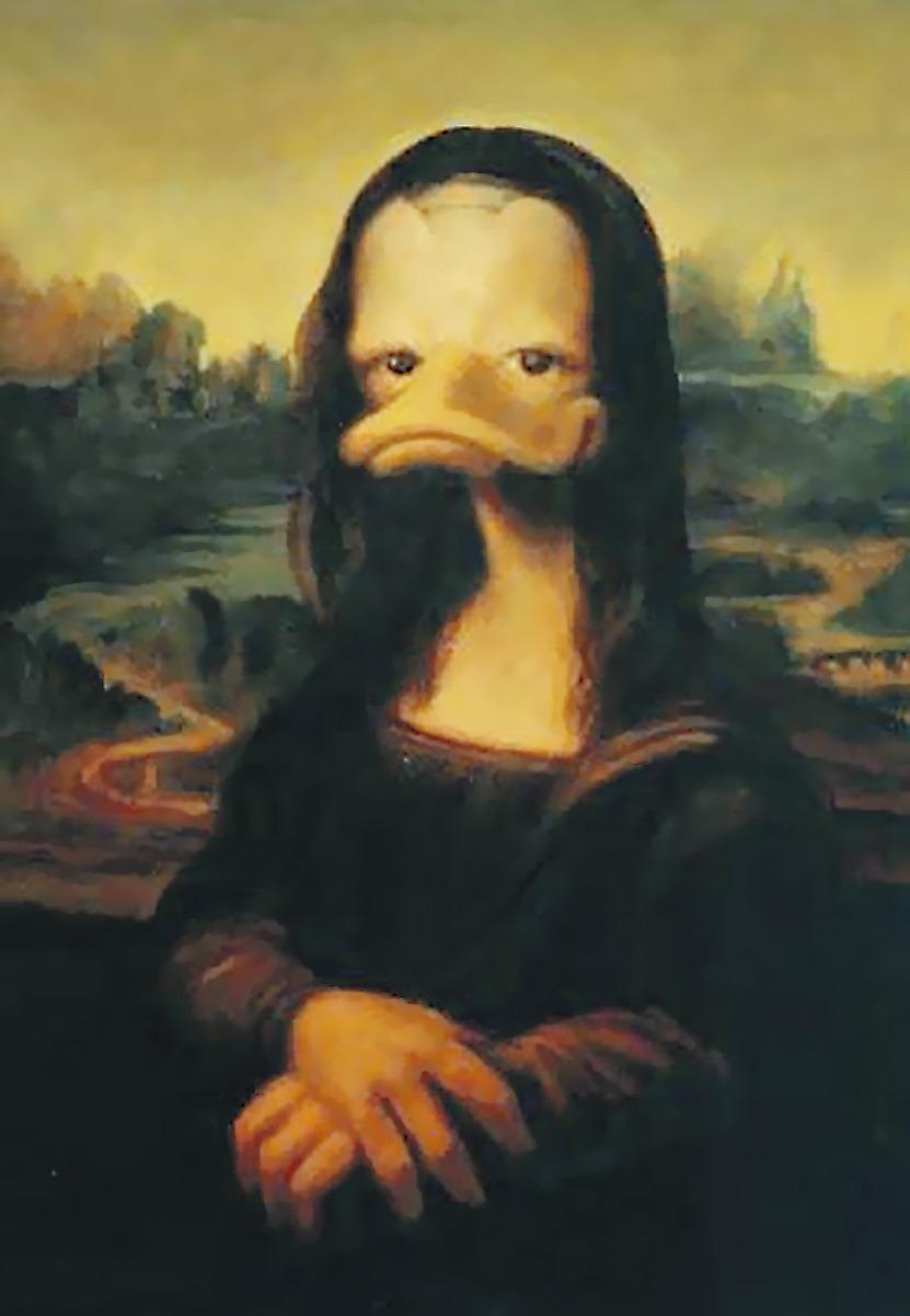 Hellseherin Mona Lisa