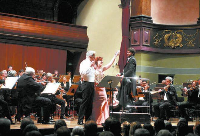 Markus huber dirigent