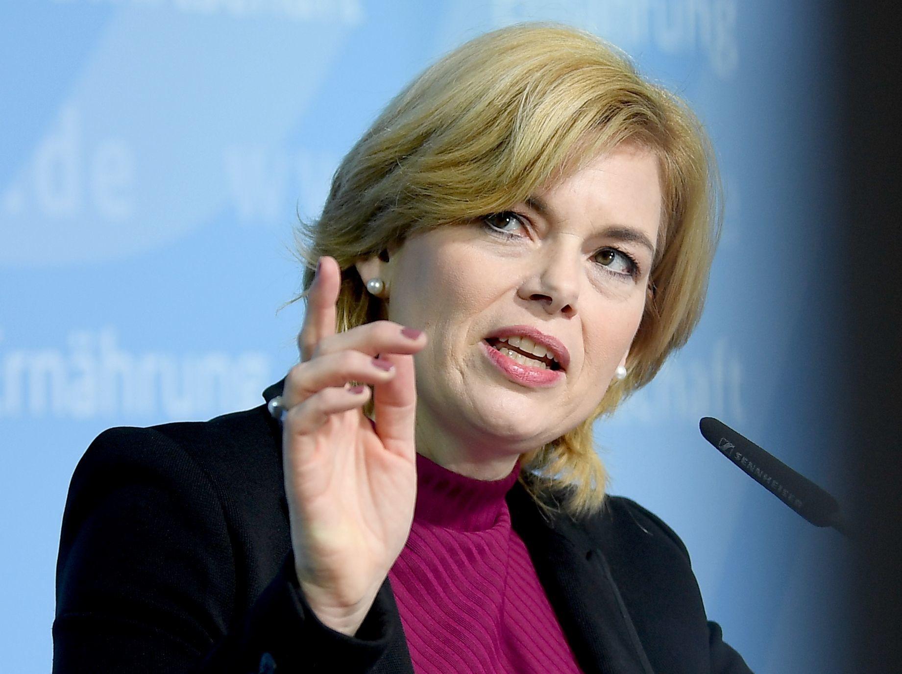 Și ministrul german al Agriculturii susține utilizarea culturilor editate genetic !