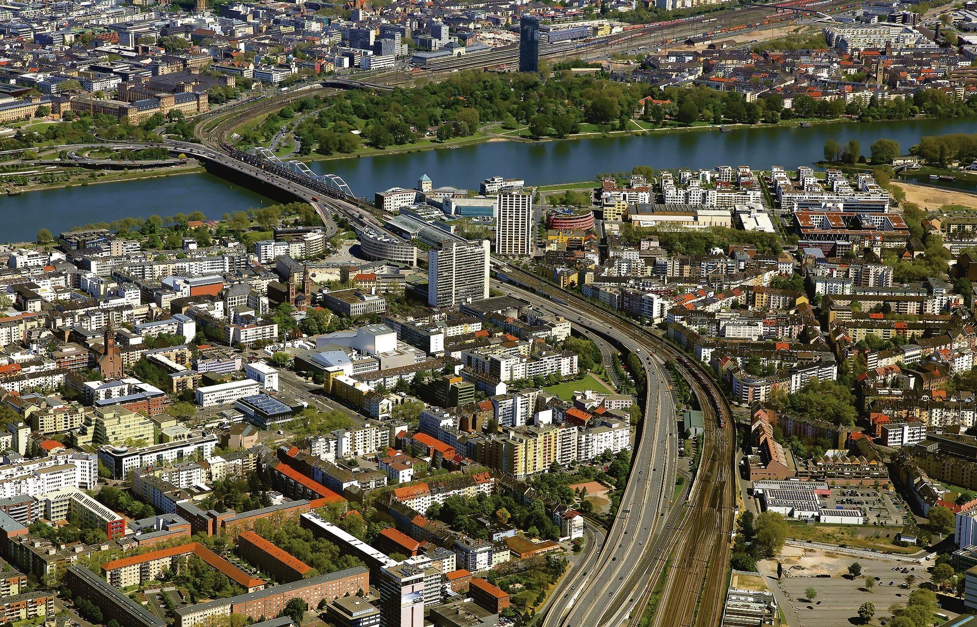 Mannheim Ludwigshafen Suche Nach Alternativen Fur Marode Hochstrassen Nachrichten Aus Der Metropolregion Rhein Neckar Rnz