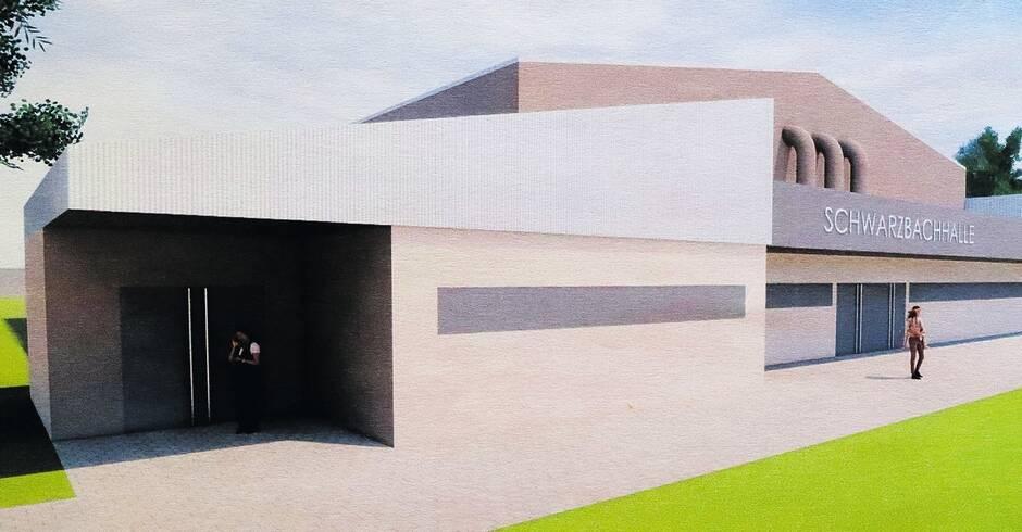 Helmstadt-Bargen: Schwarzbachhalle ab April 2020 ein Jahr geschlossen - Rhein-Neckar Zeitung