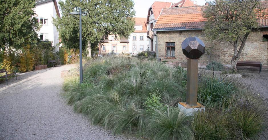 Hirschberg: Skulpturengarten wird eingeweiht - Bergstraße - Rhein-Neckar Zeitung
