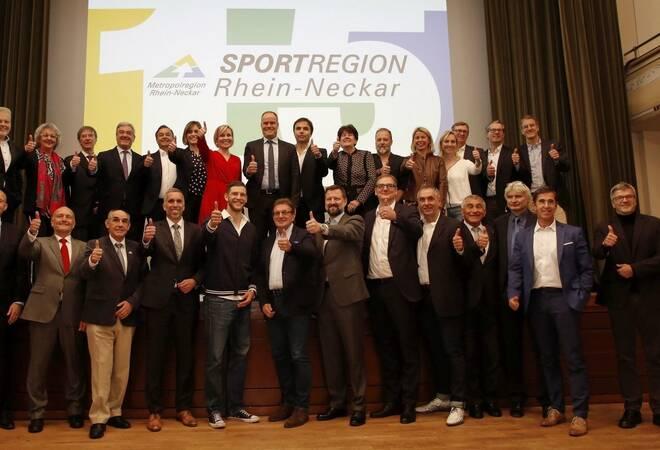 Sportregion Rhein-Neckar:  Das waren die Höhepunkte aus 15 Jahren