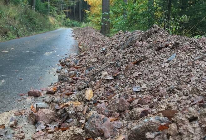 Heidelberg:  Darum ist der Erdschutt im Stadtwald legal