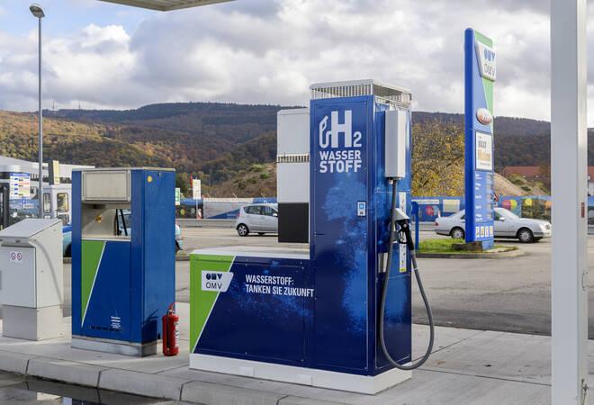 Heidelberg:  Erste Wasserstoff-Tankstelle im Probebetrieb