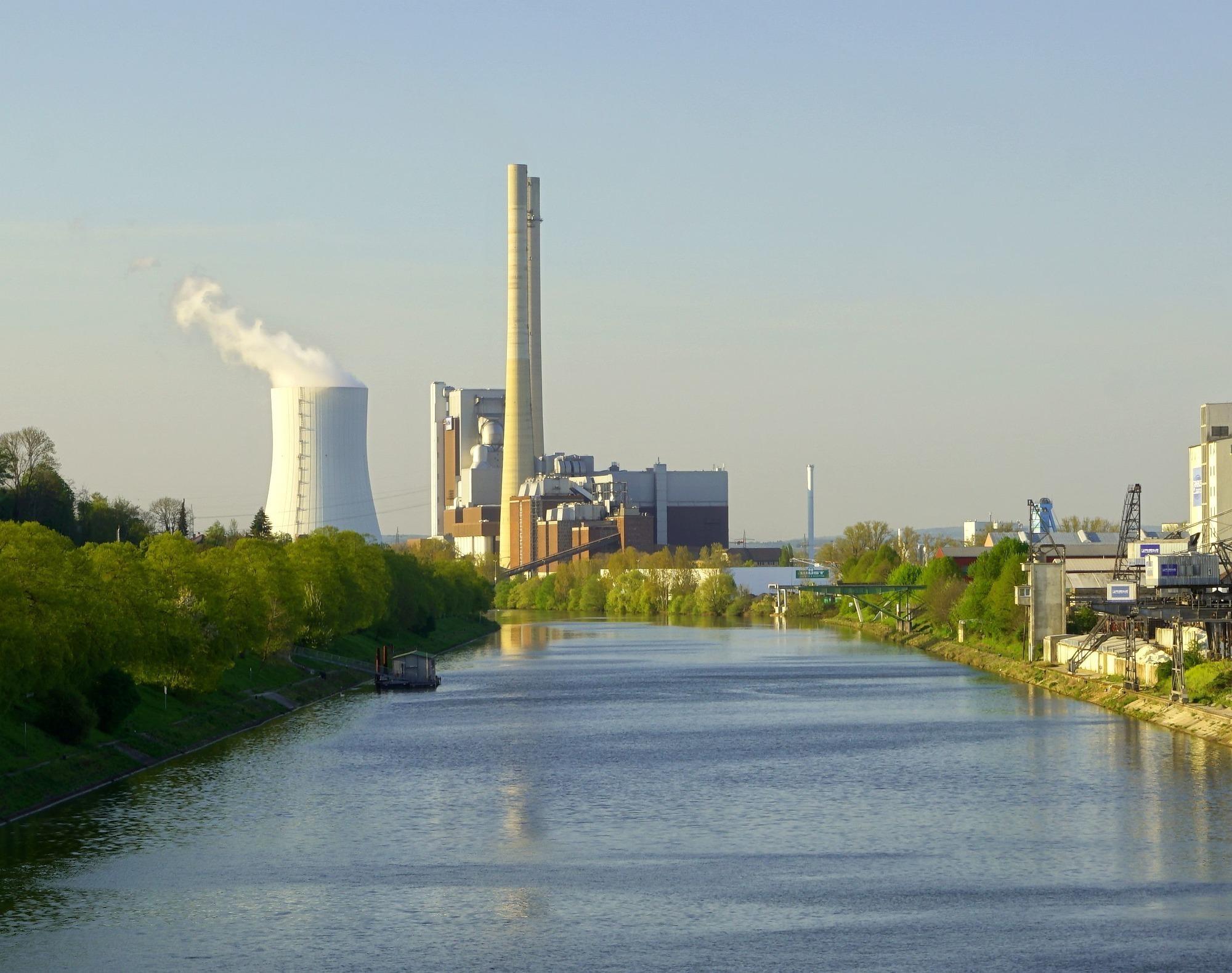 Heilbronn War Der Brand Im Kohlekraftwerk Fahrlässige