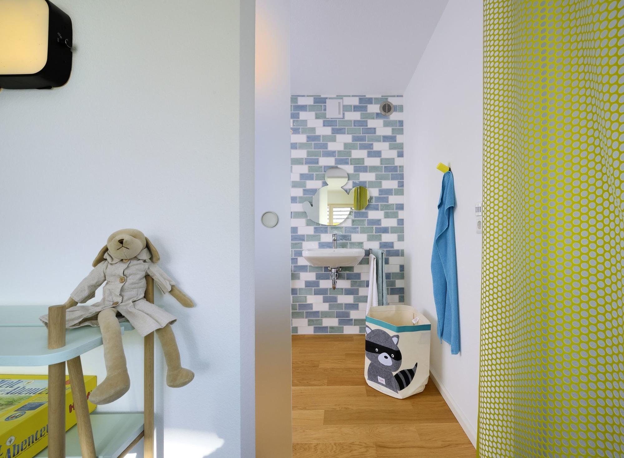 Neuer Bau-Trend: Das eigene Bad für die Kinder - Haus ...
