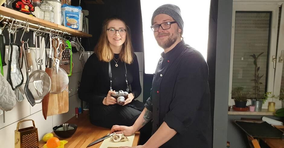 """Youtuber aus Mannheim: """"Einfachgeschmack"""" kocht """"aus wenigen Zutaten geile Sachen"""""""