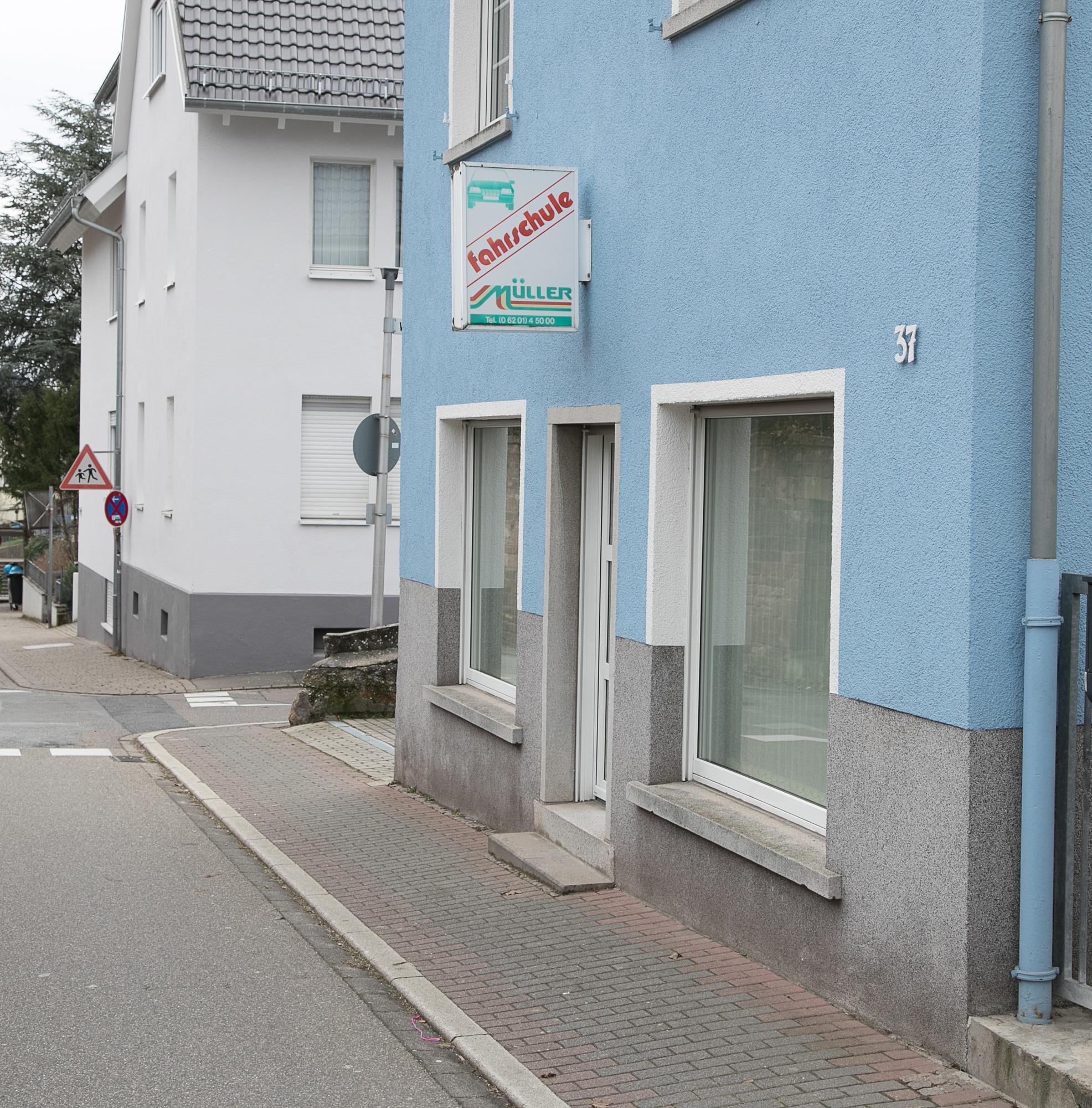Post Lützelsachsen