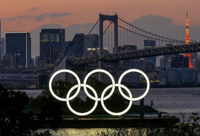 Olympia 2021 Datum