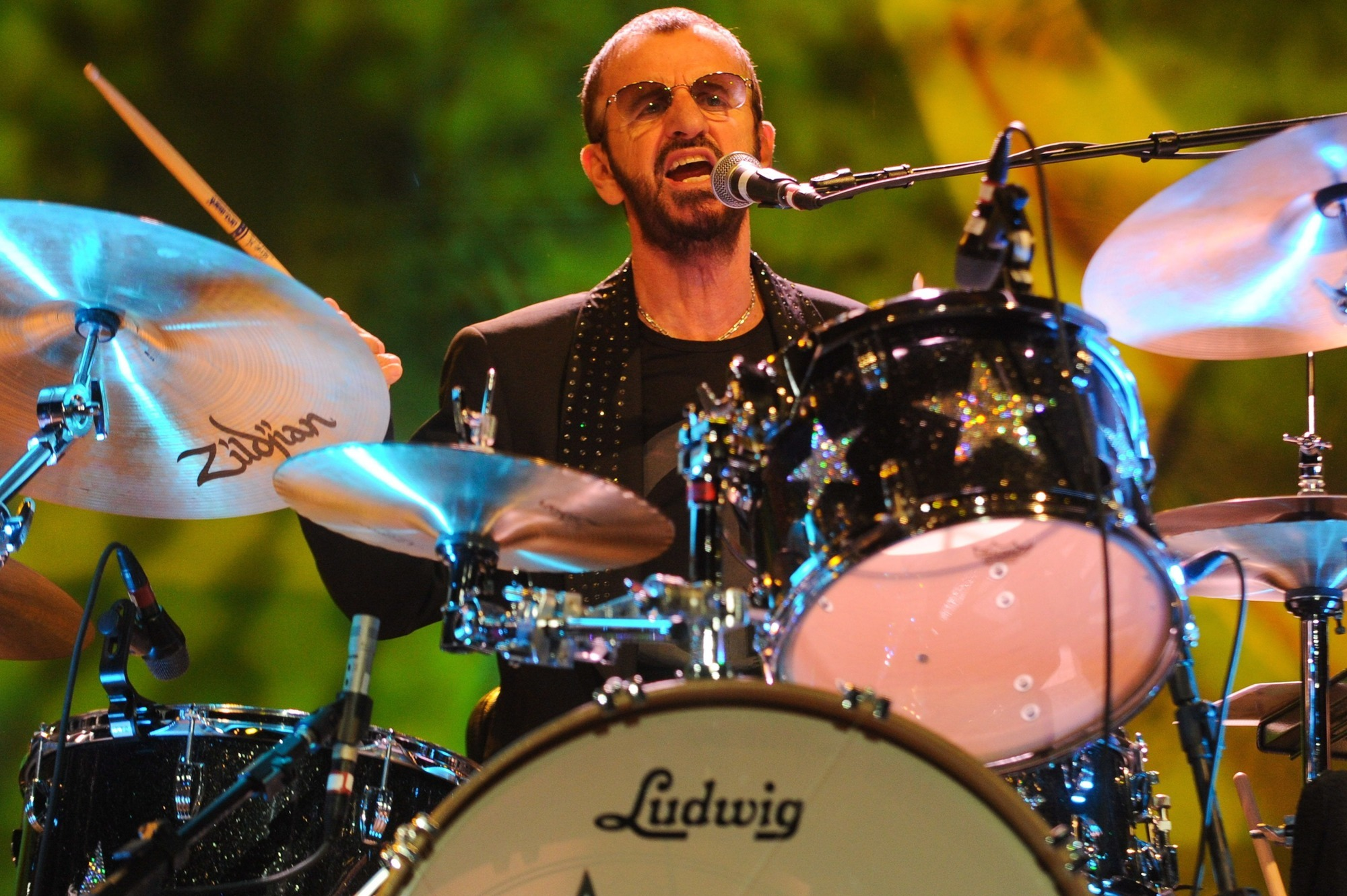 Der Cowboy der Beatles: Schlagzeuger Ringo Starr wird 80 ...