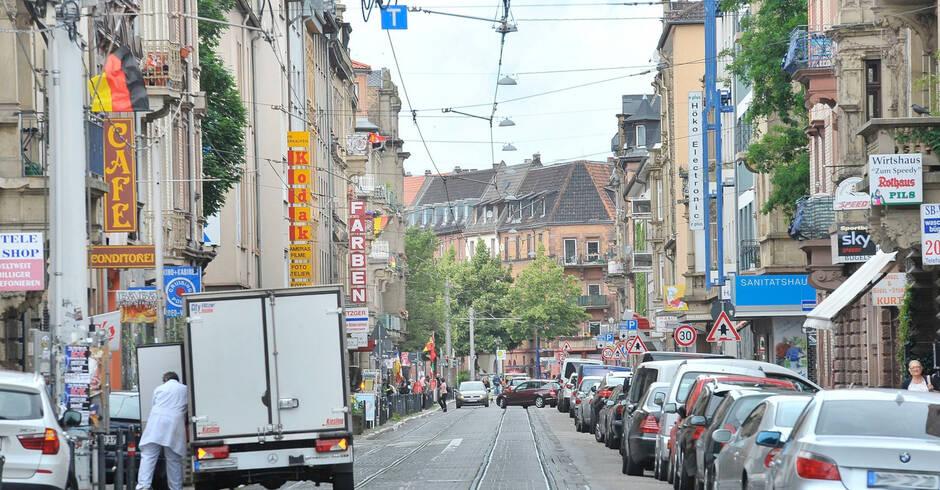 Mannheim strassenstrich