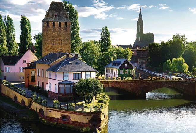 Straßburg Läden
